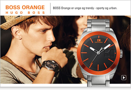 Boss orange Herreure